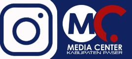 OFFICIAL INSTAGRAM MEDIA CENTER KABUPATEN PASER